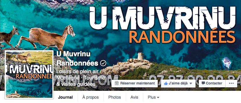 Randonnées Corse Bien être U MUVRINU Accompagnateur Montagne
